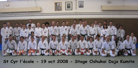 Stage Dojo Kumite (1ere Session)