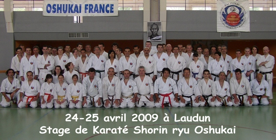 stage shorin ryu laudun 24-04-2009
