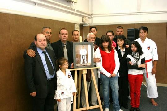 Inauguration du dojo «Mouloud Boumedhel»