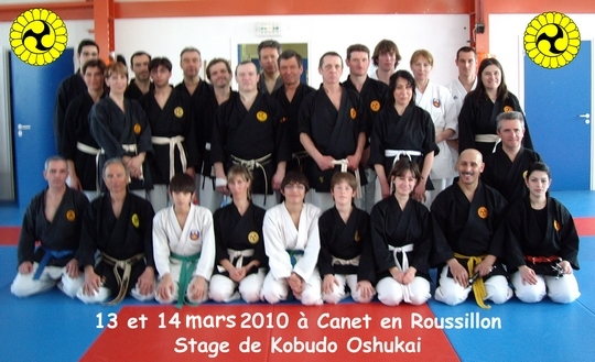 Canet 13-14 mars 2010