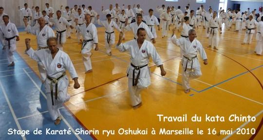 Etude du Kata Shinto