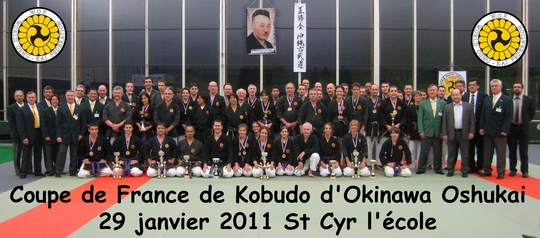coupe de France oshukai de Kobudo