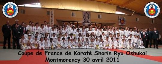 Coupe de France OSHUKAI 2011 (NORD)