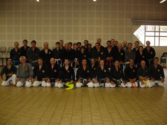 stage oshukai Aubignan 2011