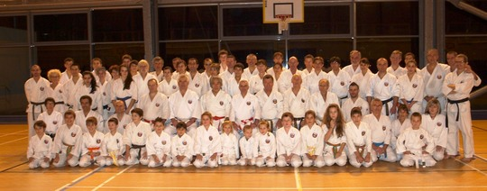 Stage Karate Oshukai à Canet en Roussillon – 2013