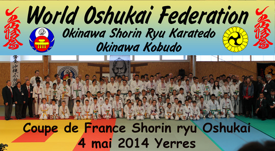 coupe de france Oshukai Yerres 2014