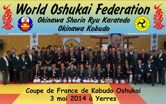soupe de france Kobudo Oshukai 2014