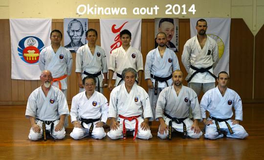 groupe karate