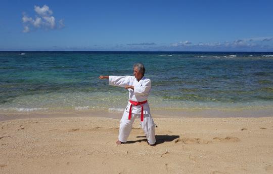 Stage d'été d'Okinawa 2014