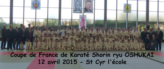 coupe de france karate