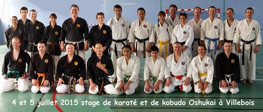 Stage de Villebois-Lavalette