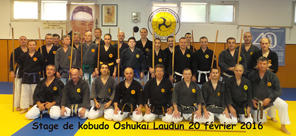 Stage Régional de Kobudo Oshukai