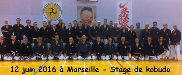 Stage Okinawa Kobudo à Marseille