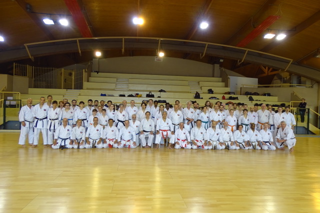 Séminaire National de Shorin Ryu à Montmorency