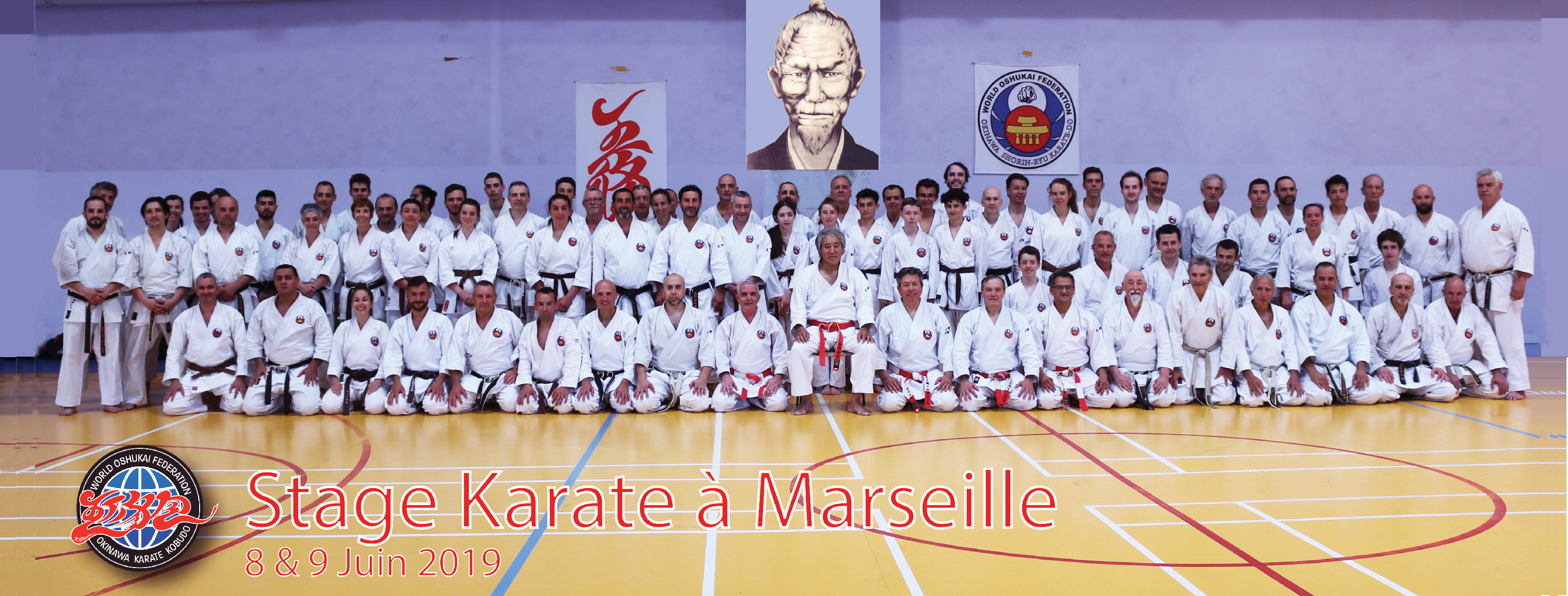 Stage National Oshukai Karate